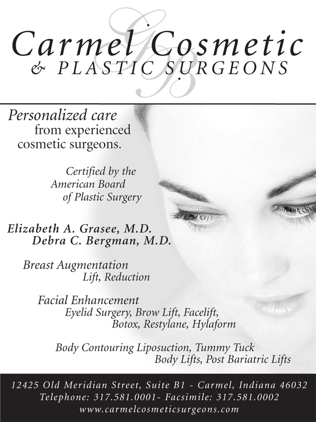 cosmetic surgeon ad
